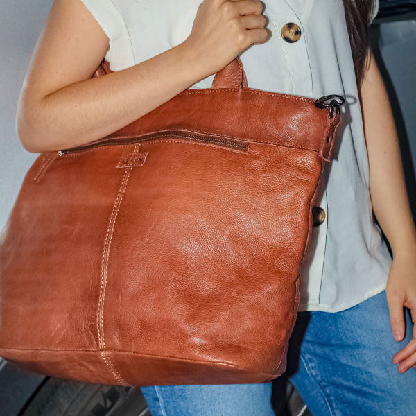 Keaan Emilia Leather Bag Kelowna